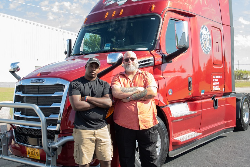 Cornerstone Systems Celebrates our Drivers on National Truck Driver Appreciation Week