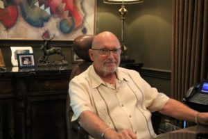 Cornerstone System's Founder/Chairman Rick Rodell