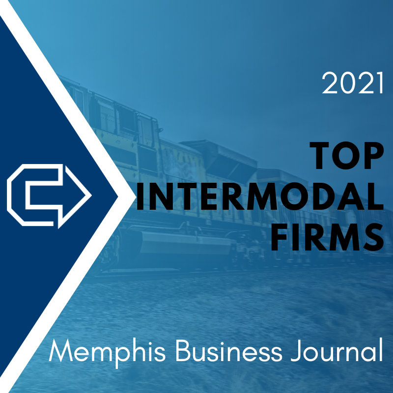 Cornerstone Systems Named to Memphis Business Journal's Top 2021 Local Intermodal Firms